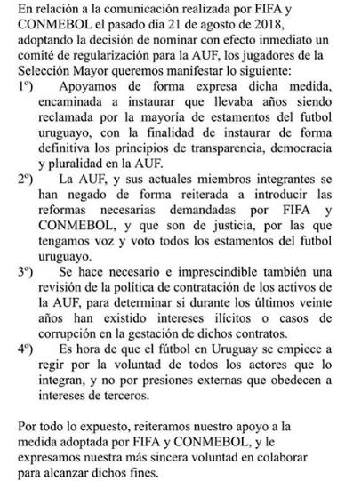 https://infouruguay.com.uy/IMAGENES-NUEVO-INFO/CARTA-JUGADORES-SELECCION-URUGUAY.png