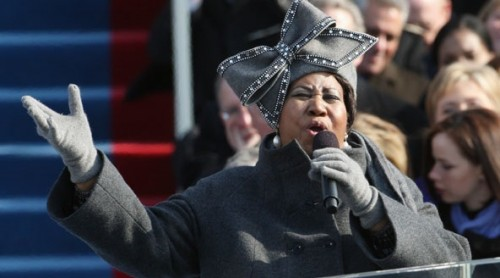 Aretha Louise Franklin, ¡Una gran mujer!