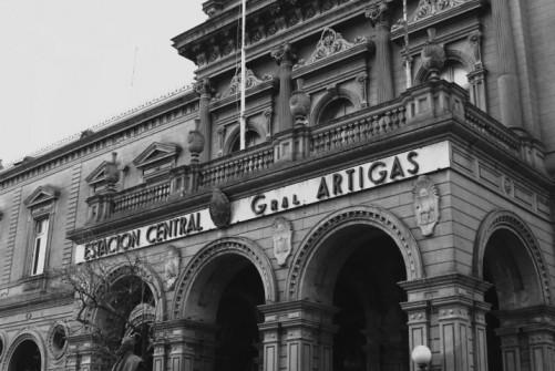 Fin de semana del patrimonio en La Estación Central de AFE General Artigas.