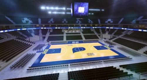 Antel Arena se inaugura el 12 de noviembre.