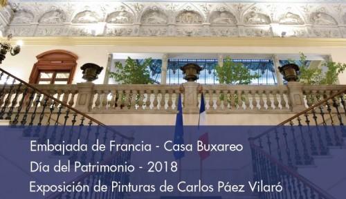 La Embajada de Francia y el Museo Casapueblo se asocian para celebrar el Día del Patrimonio