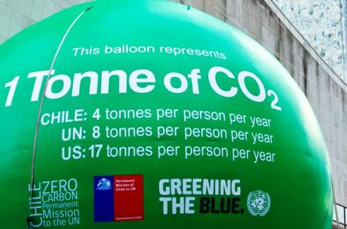 Según ONU Los niveles de gases de efecto invernadero en la atmósfera alcanzan un nuevo récord