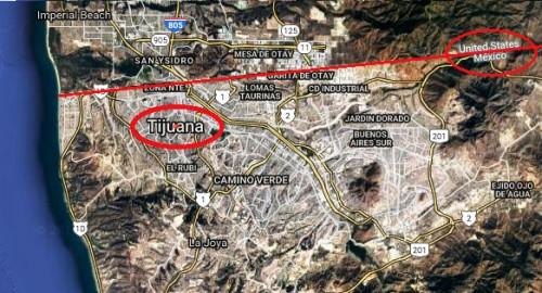 Alcalde de Tijuana declara crisis humanitaria por migrantes