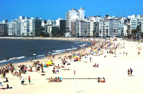 La Intendencia Instala cámaras en las playas de Montevideo