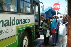 Transporte: Estudiantes, jubilados y personas con discapacidad, los más beneficiados por el gobierno departamental
