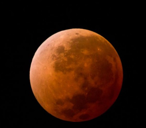 20 de enero 2019 eclipse de superluna
