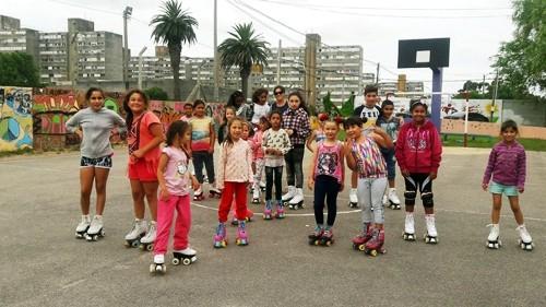 Niñas, niños y adolescentes participan en diversas actividades de verano en Casavalle y Malvín Norte