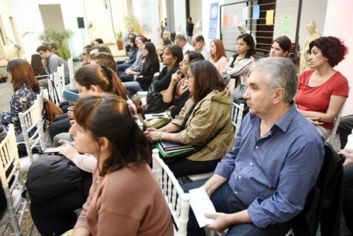 Hasta el viernes 15 de febrero tendrá lugar un laboratorio de innovación urbana en donde participa funcionariado de la comuna, junto a expertos de las ciudades de Madrid y Santa Fe