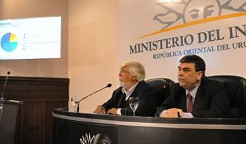 Ministerio del Interior presentó datos de delitos correspondientes a 2018 y repasó últimas medidas