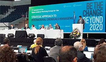 Uruguay propone unificar convenciones internacionales sobre químicos para mejorar lucha contra la contaminación