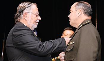 Asumió Claudio Feola como nuevo comandante en jefe del Ejército