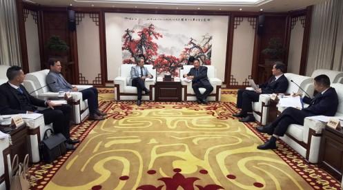 Uruguay y China extienden convenio de cooperación deportiva y profundizan en políticas deportivas.