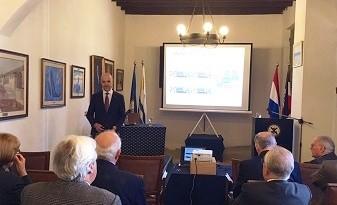 Carámbula: Uruguay se posiciona como un país que exporta calidad y confianza