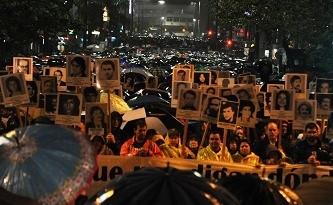 Miles de uruguayos reclamaron el fin de la impunidad en la 24.ª Marcha del Silencio