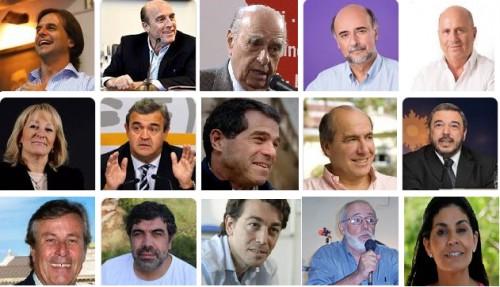Resultados Elecciones Internas Uruguay 2019