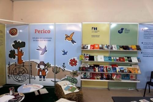 Lunes 3 de Junio de 2019. 19ª Feria del libro infantil y juvenil de Montevideo