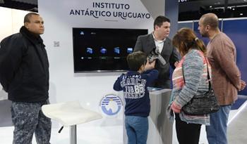 Uruguay afianza su presencia en la Antártida con 20 proyectos de investigación que desarrolla la Universidad de la República
