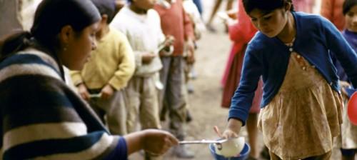 La pobreza se extiende por todas partes, pero de forma muy desigual