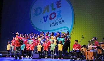 Dale voz a tus ideas convocó jóvenes uruguayos para compartir sueños y proyectos
