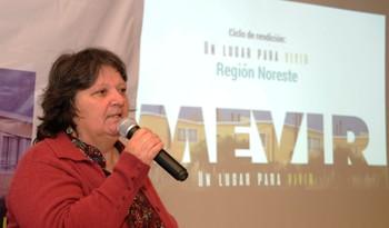 Mevir invirtió más de 31 millones de dólares en Cerro Largo, Lavalleja, Treinta y Tres y Rocha