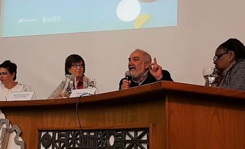 """Se presentó el estudio """"Convivencia y Discriminación en Educación Media en Uruguay"""""""