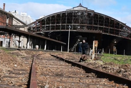 Estación Central abrirá sus puertas nuevamente al público en día del Patrimonio