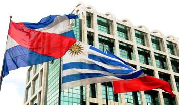 Exportaciones uruguayas de bienes crecieron 2,2 % en 2019