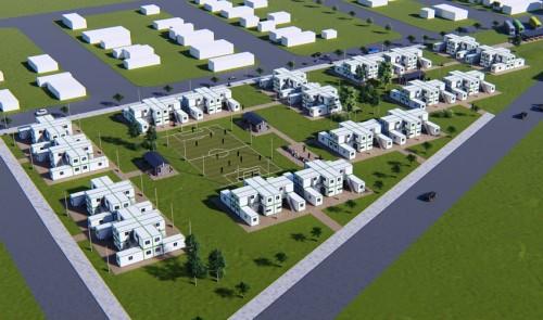 UPM 2 construirá en tres años viviendas e infraestructura para 3.000 personas