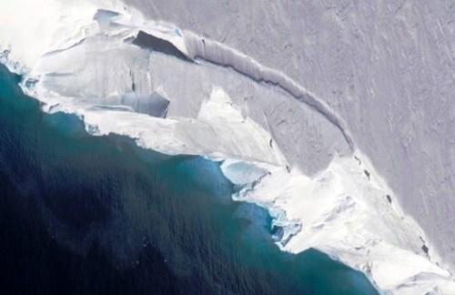 Confirman la Desintegración del Glaciar Thwaites