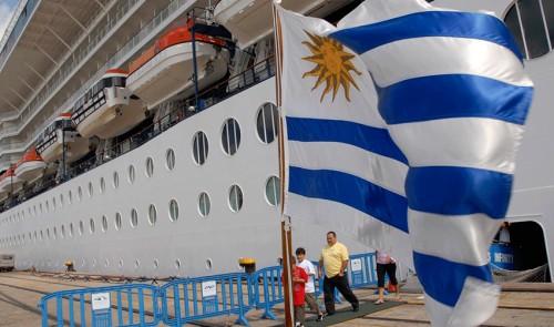 Inicia temporada de cruceros 2020 en Uruguay