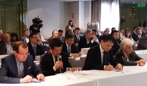 Fabricarán 10.000 vehículos en Uruguay dos empresas chinas
