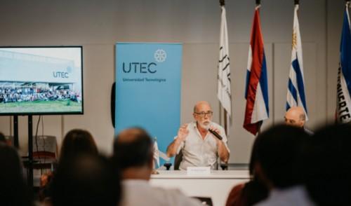 Oficina de Planeamiento y Presupuesto y UTEC