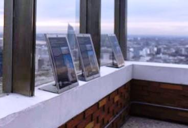 Se renueva el Mirador Panorámico de Montevideo