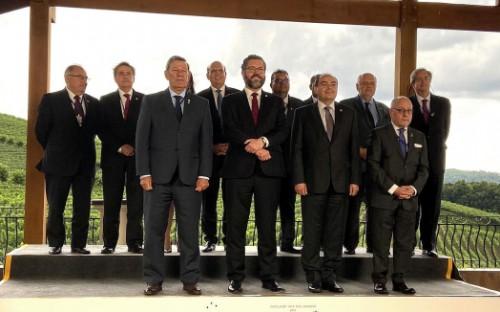LV reunión del Consejo del Mercado Común