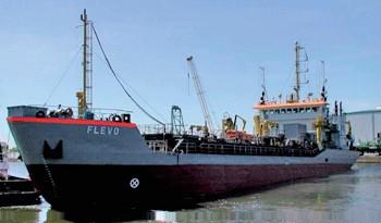 Tráfico de buques por canal Martín García del Río de la Plata se incrementó 39 % en 2019