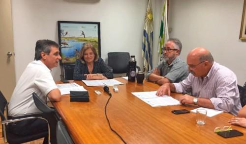 Más de 3.000 hogares de Ciudad del Plata accederán a saneamiento con subsidio del Ministerio de Vivienda y apoyo de OPP