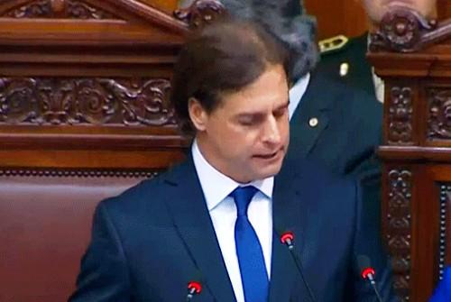 Discurso completo del presidente Luis Lacalle Pou en la Asamblea General