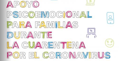 Guía para las familias sobre cómo sobrellevar la cuarentena por coronavirus