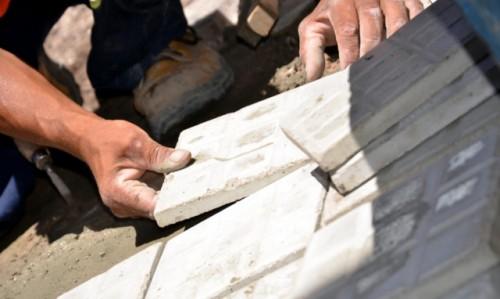 Se acordó un protocolo sanitario para trabajadores de la construcción