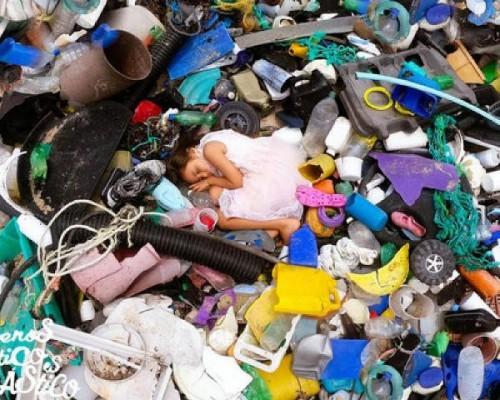 El plástico de preproducción, una amenaza para los océanos que llega a las costas de México