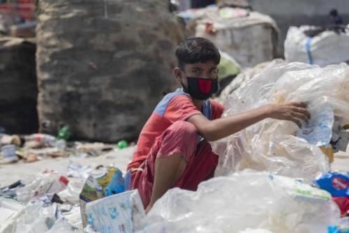 El trabajo infantil ha disminuido en 94 millones desde 2000, algo que ahora podría verse amenazado