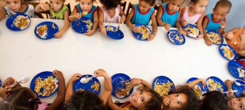 """La ONU propone la creación de un """"bono contra el hambre"""" en América Latina"""