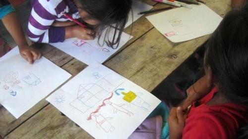 Una estudiante de enfermería indígena mantiene a su comunidad libre de coronavirus en Chiapas