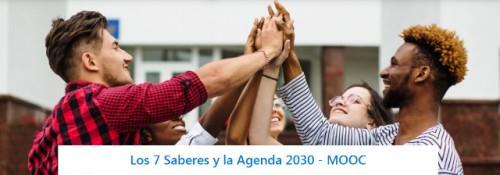 Los 7 Saberes y la Agenda 2030 - MOOC