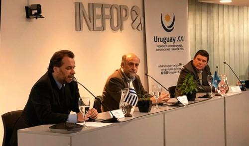 Acuerdo entre Inefop y Uruguay XXI