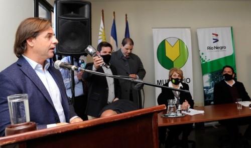 Presidente de la República participó de acto conmemorativo por centenario de fundación de ciudad de Young