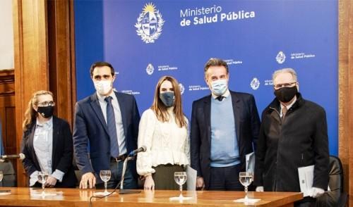 Uruguay y Brasil firmaron acuerdo para seguimiento conjunto de COVID-19 en fronteras de Artigas y Río Branco