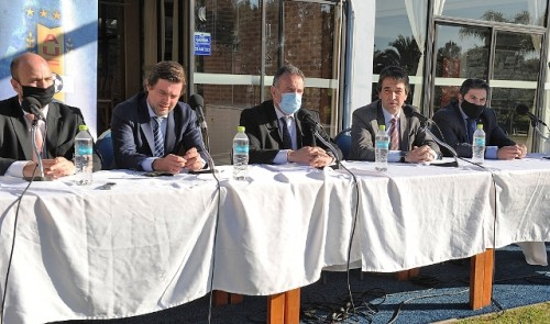 Complejo Celeste aplicará medidas contra COVID-19 para las eliminatorias del Mundial de Fútbol de la FIFA