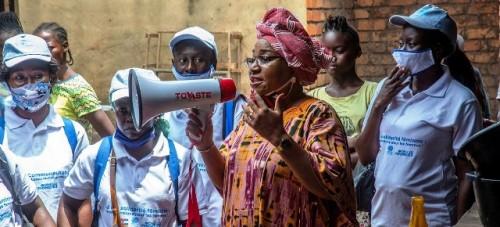 La eficacia del liderazgo de las mujeres, una herramienta para la paz que no debe ser ignorada
