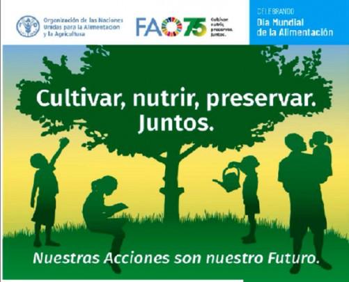 Alimentos social, ambiental y económicamente sostenibles en la mesa de discusión de Uruguay y la región